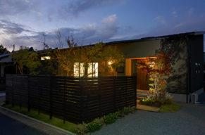 和の平屋 木造住宅(注文住宅)