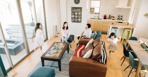沖縄の注文住宅プランニング☆個性溢れる6つのリビング