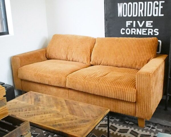 ACME Furniture _ JETTY FEATHER SOFA AC07 Corduroy [2size_3color] ジェティフェザーソファ コーデュロイ-TRUSS FURNITURE & GENERAL STORE