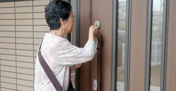 シニア世代が利用する沖縄のホームセキュリティー
