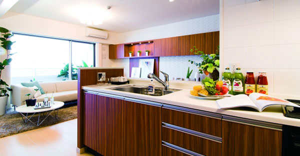 キッチンレイアウトの種類と特徴